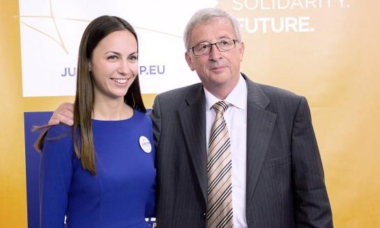 Paunova - Juncker