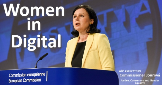 Women in Digital International Women's Day fb banner
